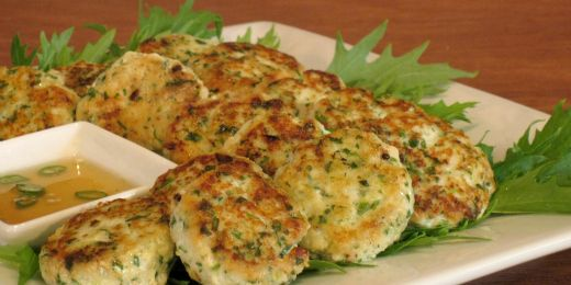 Sensational Thai fish cakes