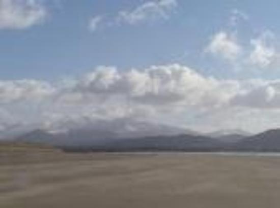 Quick - where is this beautiful beach?  It's not Hawaii - it's Inch Beach, Dingle Peninsula, Ireland.
