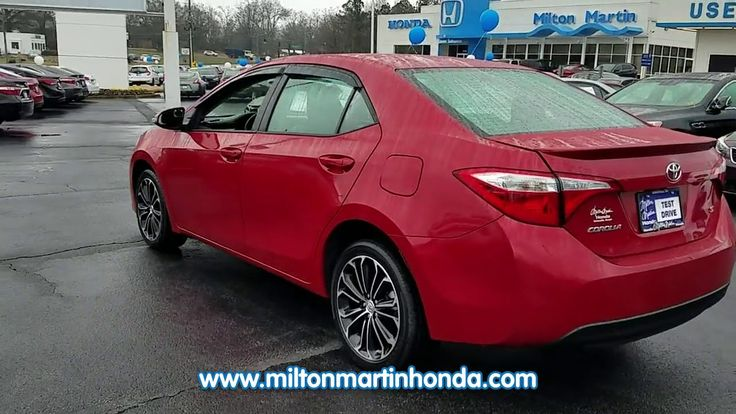 The 25 best used toyota corolla ideas on pinterest for Milton martin honda used cars