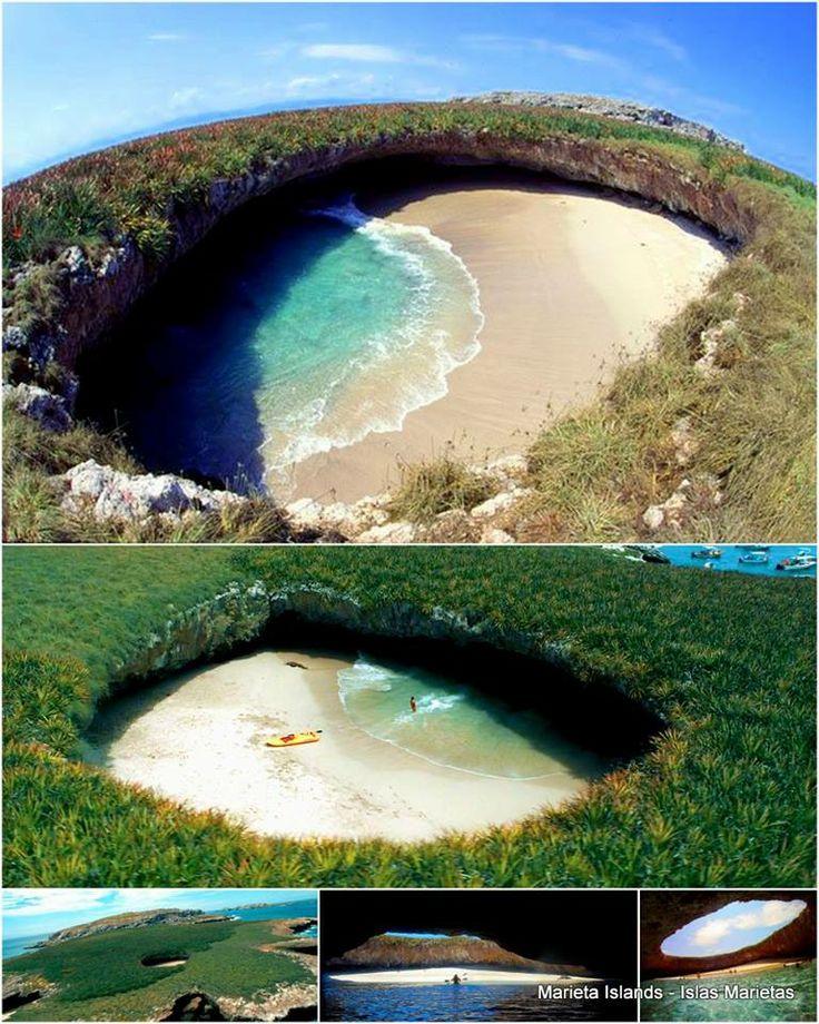 Puerto Vallarta Marietas Island Hidden Beach
