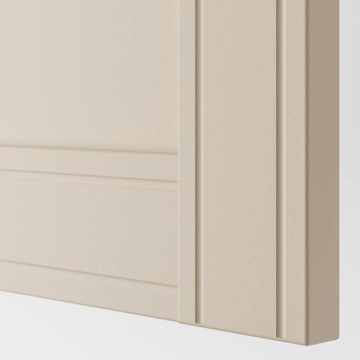pax corner wardrobe white flisberget light beige 63 1 8 34 5
