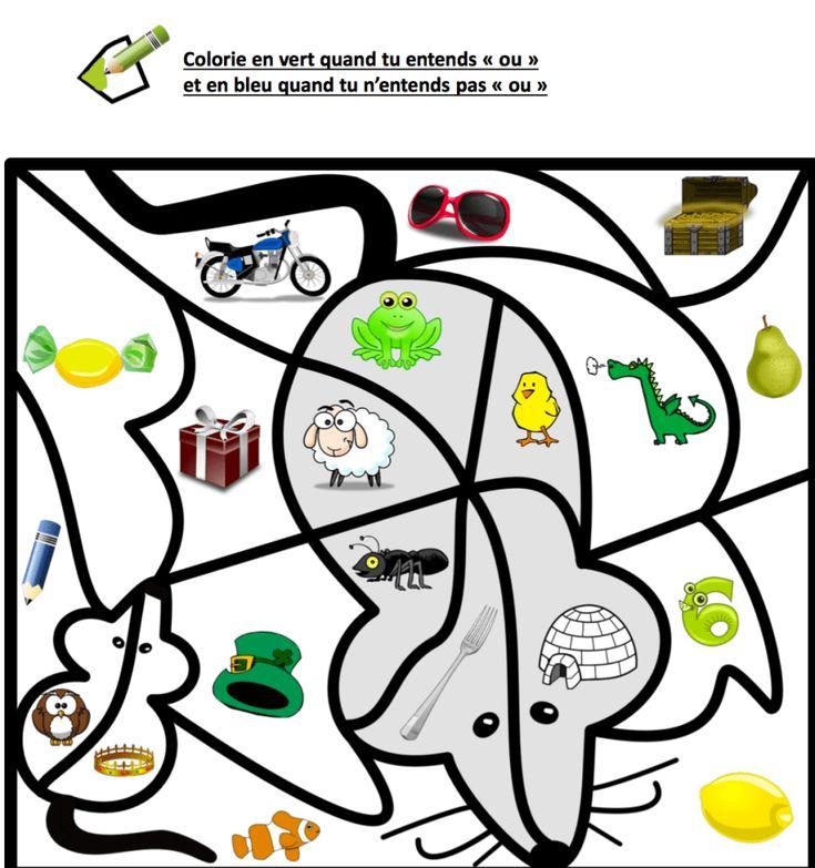 Outil éducatif gratuit : Des coloriages magiques à imprimer ! - Ecole Positive | Coloriage ...