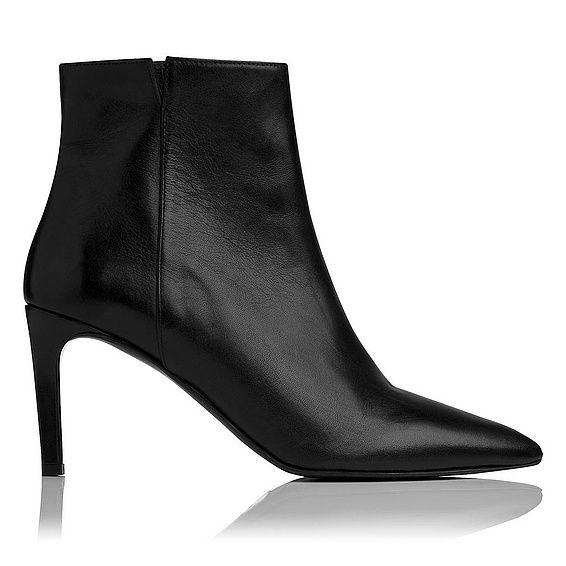 Rosa Pointed Ankle Boot | Boots | Shoes | L.K.Bennett, London