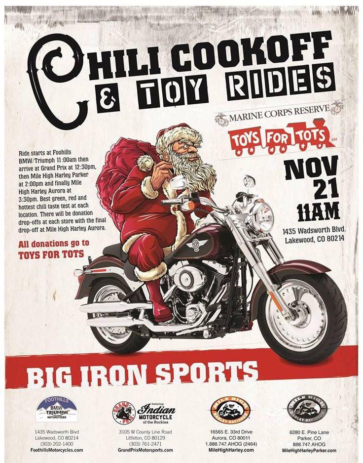 Toys For Tots Food : Best images about toys for tots motorcycle charity