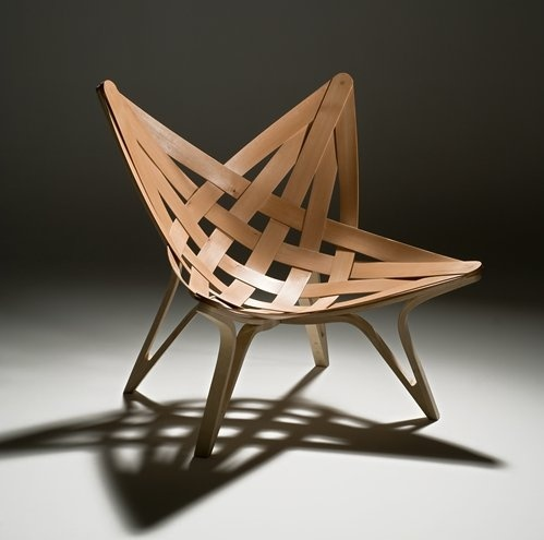 Star Chair By Sam Woong Lee