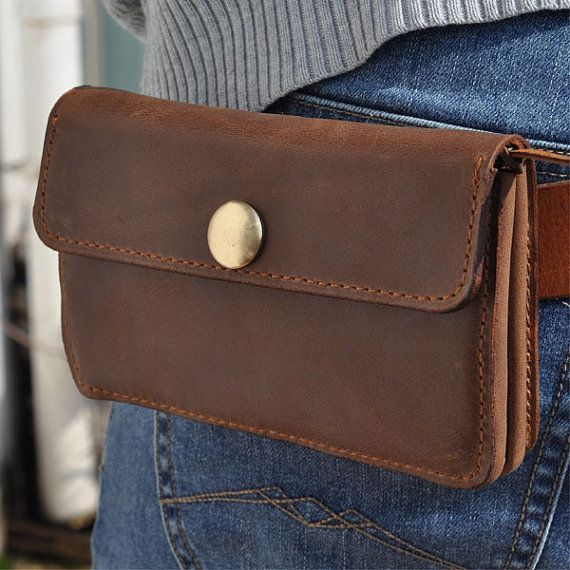 Iphone  Plus Leather Belt Case