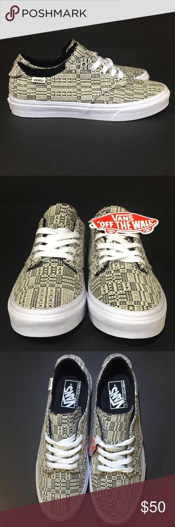 Women's woven Vans 🎈SALE🎈BRAND NEW!!! Great shoe w/Woven material. Don't miss this great buy!!! Vans Shoes Sneakers