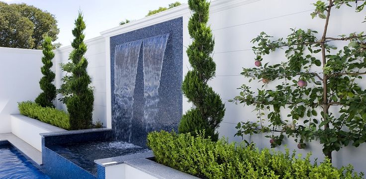 Water features by Urban Oasis