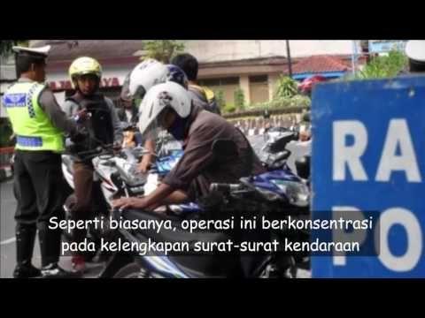 PENGUMUMAN!!! Sebarkan, Polisi Kembali Gelar Operasi Zebra Se - Indonesi...