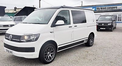 eBay: 2016 Reg Volkswagen VW Transporter 102 ps Pop Top Camper Campervan #vwcamper #vwbus #vw