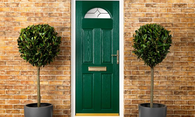 GRP Traditional Entrance Doors | Everest Home Improvements