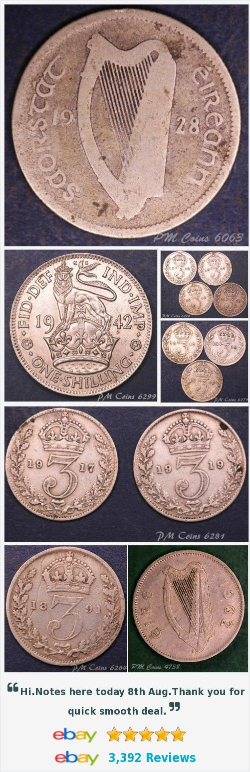 Ireland - Coins and Banknotes, Irish Coins - decimal items in PM Coin Shop store on eBay! http://stores.ebay.co.uk/PM-Coin-Shop/_i.html?rt=nc&_sid=1083015530&_trksid=p4634.c0.m14.l1513&_pgn=5
