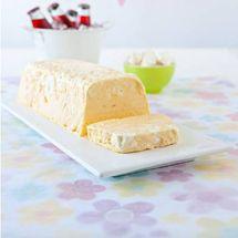 Lemon Meringue Ice Cream Loaf