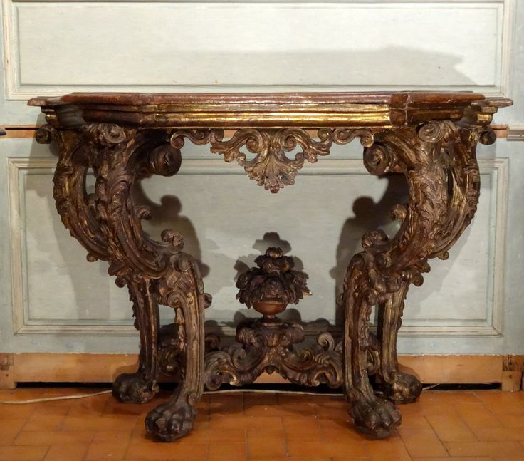 216 Best Side Table Console 18th And 19th Century Images