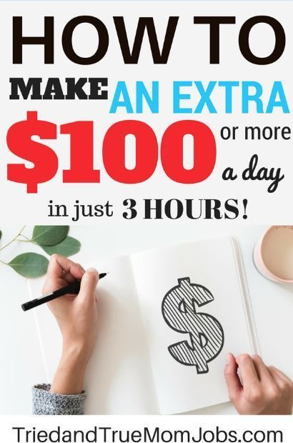 How to Make $100 or More a Day Doing Something You Do Every Week – Max Mustermann