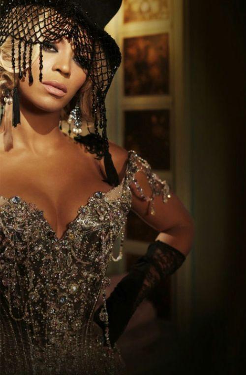 Beyonce Burlesque