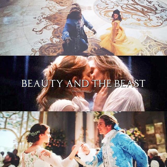 "Ive seen this film 3 times now and it still makes me so emotional that I cry so much. Its the ballroom scene that gets me the most. But its also the scene when Beast sings ""Evermore"" while Belle is going back to her father and the transformations scene. I felt the ending was just heartbreaking but most of it was certainly heartwarming. Emma and Dan was absolutely the perfect Belle and Beast, anyone who says otherwise has literally me to deal with✨ #disney #beautyandthebeast #be..."