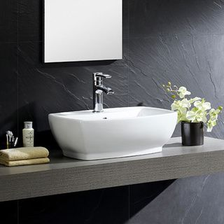 Bathroom Sinks Overstock 445 best sinks & faucets images on pinterest | bathroom ideas
