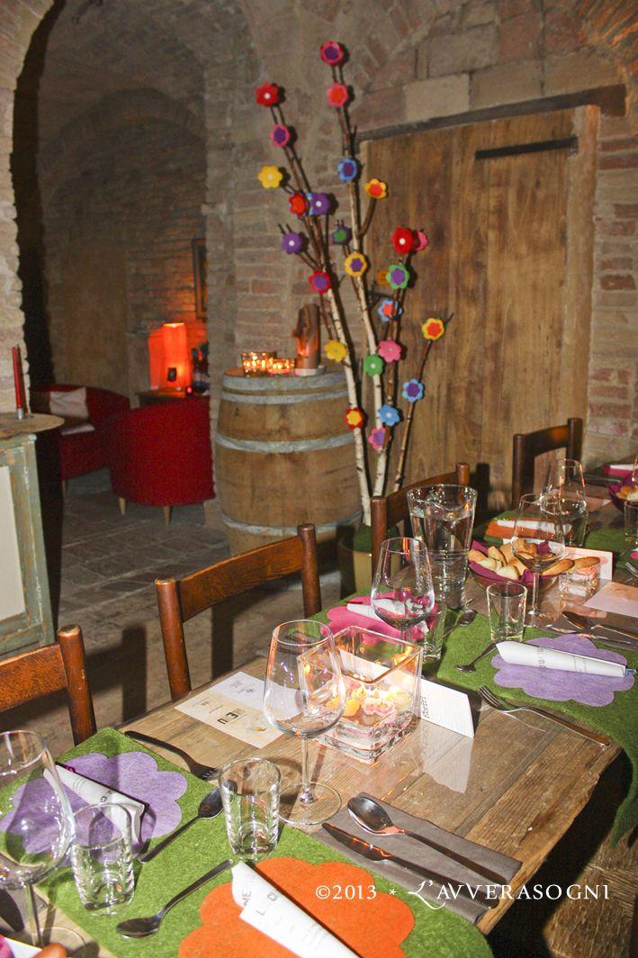 Feste a tema - Primavera al Porticello