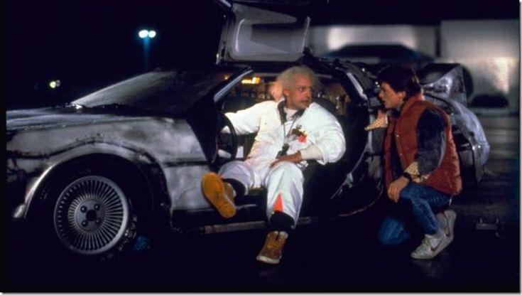 """Hoy es el día en que Marty McFly """"vuelve"""" al futuro - http://www.leanoticias.com/2015/10/21/hoy-es-el-dia-en-que-marty-mcfly-vuelve-al-futuro/"""