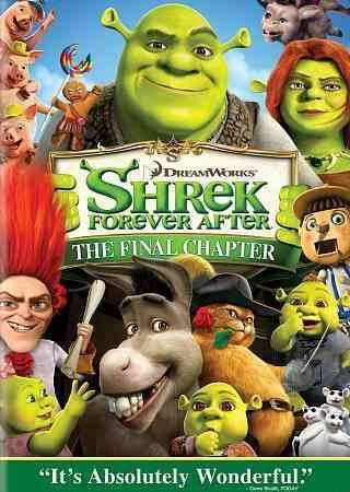 Shrek Forever After: the Final Chapter and Donkey's Christmas Shrektacular [Director:Mike Mitchell Writers:William Steig (book), Josh Klausner