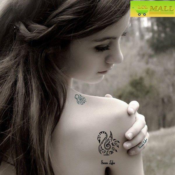 Tribal, shoulder tattoo on TattooChief.com
