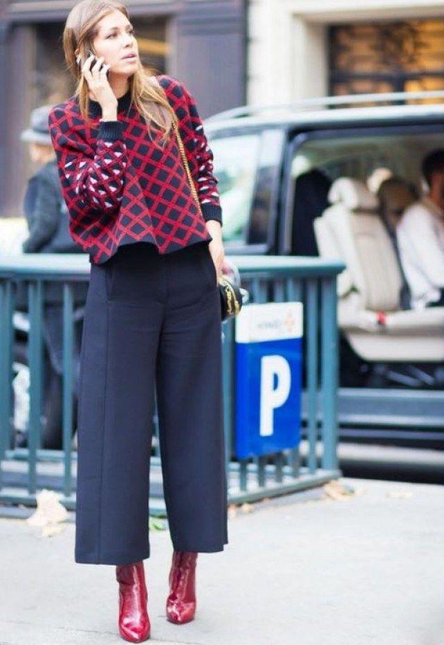 10 Kombinations-Tipps von Kulot Pants für die beste Mode