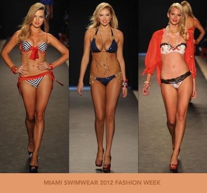 Miami South Beach Fashion  Serafini Amelia  Miami: Miami fashion week 2012- Beach Bunny >> Guarda le Offerte!