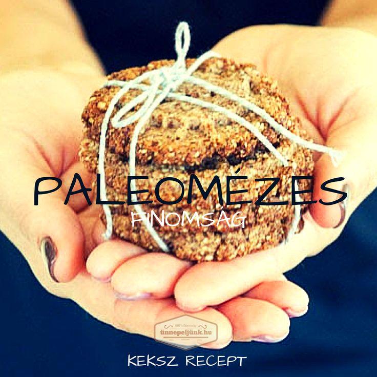 Paleo mézes süti recept