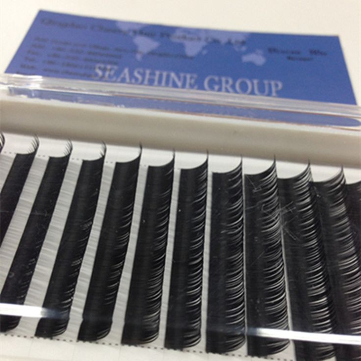 Professional Mink Individual Lash Extension Handmade False Eyelashes C D Curl Makeup Beauty Tool Free Shipping #Affiliate