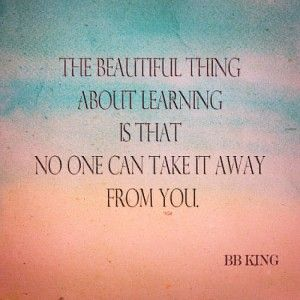 famous quotes on education and learning