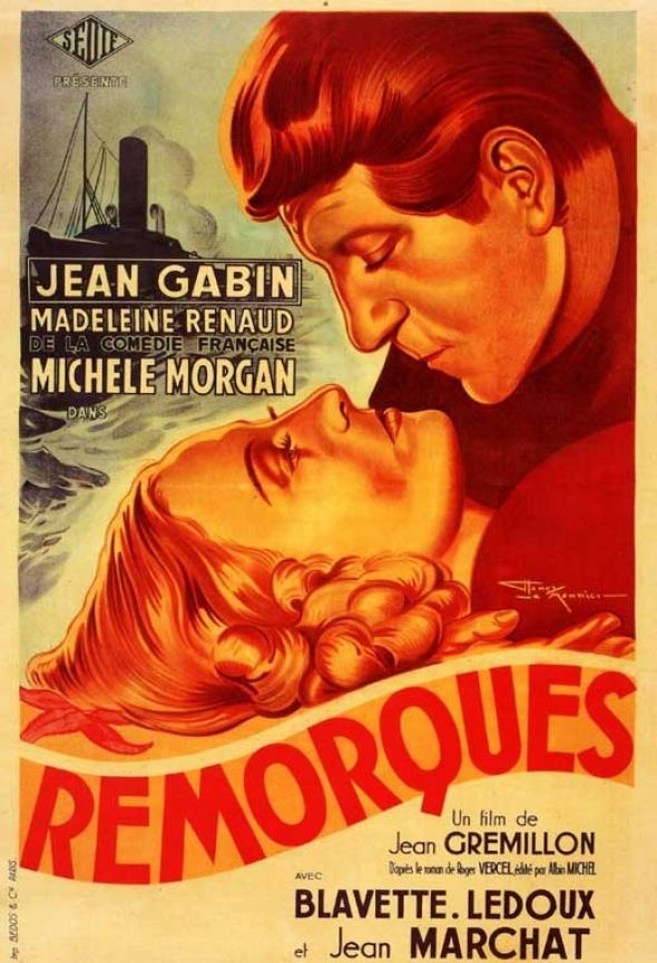 Remorques (Stormy Waters, 1941)