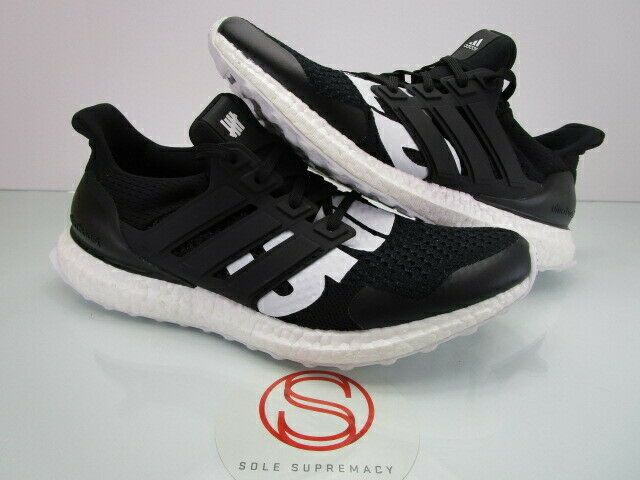 Details about Adidas Ultra Boost 4.0 Show Your Stripes Black