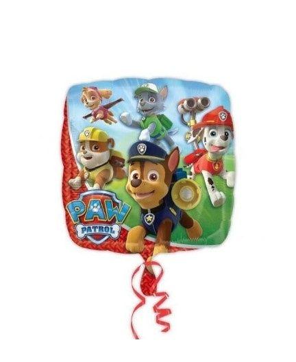 Folie ballon Paw Patrol 45cm | Paw Patrol feestje