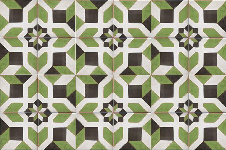 58 best floor images on pinterest porcelain tiles - Baldosa hidraulica barcelona ...