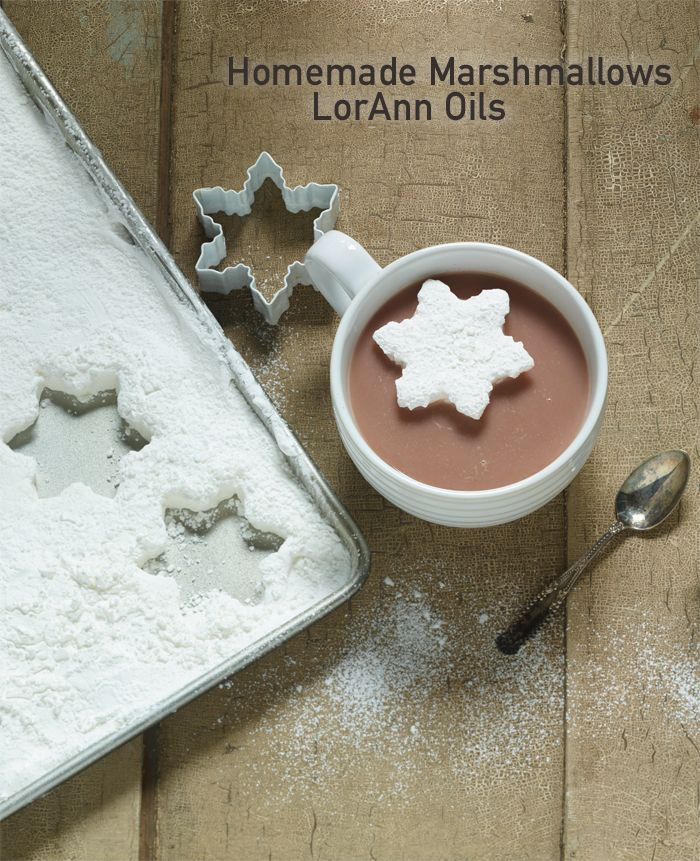 Make Any Flavored Homemade Marshmallows Lorann Oils