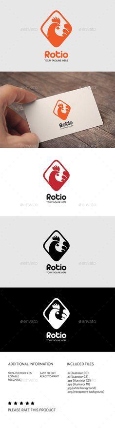 Rotio - Animals Logo Templates