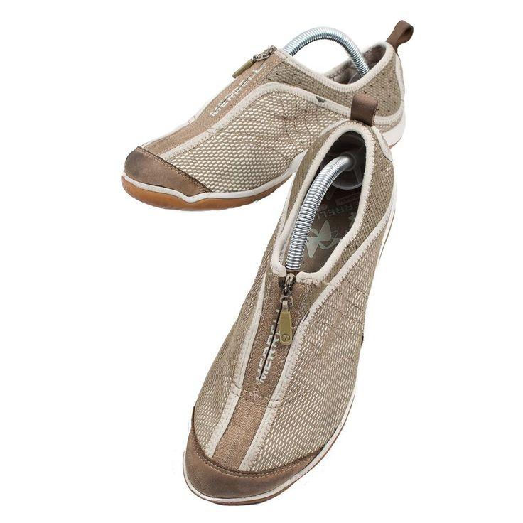 Merrell Lorelei Zip Shoes (deep Tan) - Women's Shoes - M