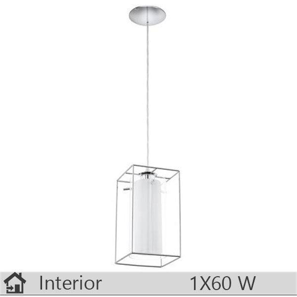 Pendul iluminat decorativ interior Eglo, gama Loncino 1, model 94377