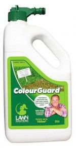 ColourGuard 2ltr Hose-on | Lilydale Instant Turf | Love your lawn | Great grass | Lily & Dale | Follow us | Garden Tips & Advice | Contact us | Lawn Solutions Australia