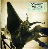 cowboy mouth, you have to see them in person