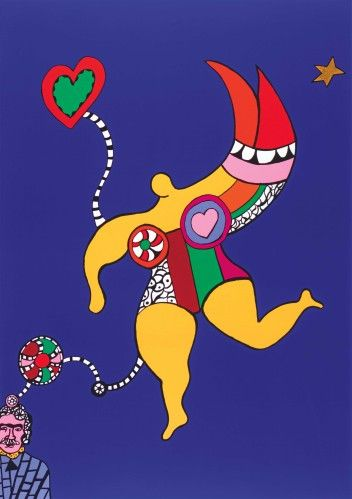 niki de saint phalle photos des oeuvre d'art - Recherche Google