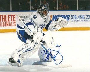 Ben Bishop Autographed Photo