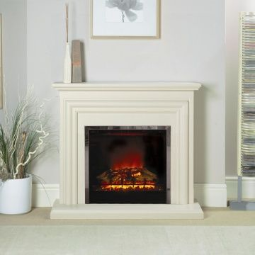 Be Modern Carina Eco Electric Fireplace Suite | Flames.co.uk
