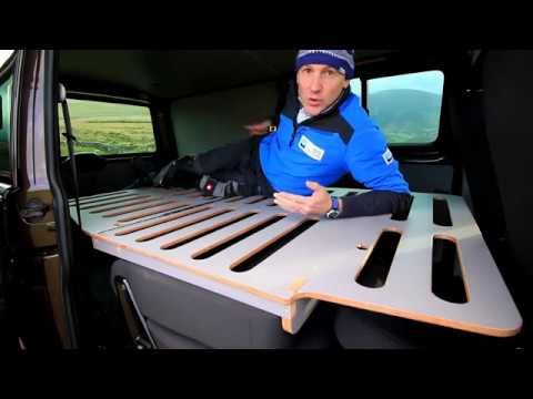 Amdro Alternative Campervans Design And Build The Original Boot Jump Camper Car Unit Compatible With Citroen Berling Volkswagen Caddy Renault Kangoo Caddy Maxi
