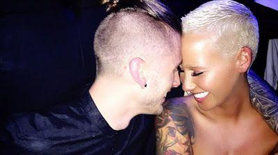 Amber Rose and Machine Gun Kelly End Short Love Affair     #OooLaLaBlog #AmberRose #muva #MGK #MachineGunKelly #celebritygossip #celebritybreakups #gossip #bloghive