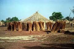 Arquitetura Africana antiga