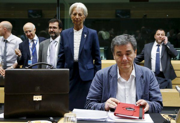 Leaders From Eurozone Work Into Morning on Greek Crisis - NYTimes.com