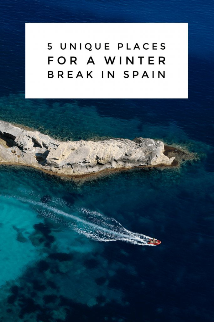 Fancy a winter break in Spain? Find 5 of the most unique and interesting places to go in Spain this winter!