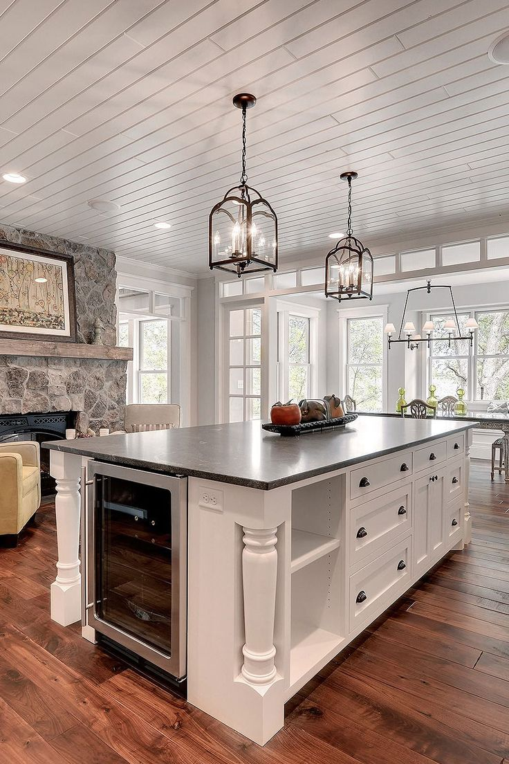 50+ Black Countertop Backsplash Ideas (Tile Designs, Tips ... on Black Granite Countertops Backsplash Ideas  id=86861